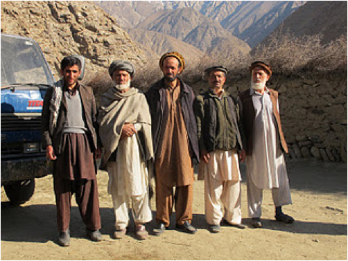 Copyright Afghan Connection