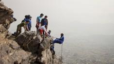 Ascend - women climbing team
